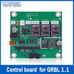GRBL 1,1 J, usb-порт ЧПУ гравировка машинный пульт управления, 3 оси управления, лазерная гравировка машины доска