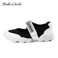 2017 Summer Style Shoes Women Fashion Rhinestone Flower Sandals Women Casual Platform Shoes Designer Sandals
