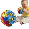 Einstein Bendy Ball Plastic Hand Bell Rattle Walker Rattles Develop Baby Intelligence Kid Toys 0-12Months