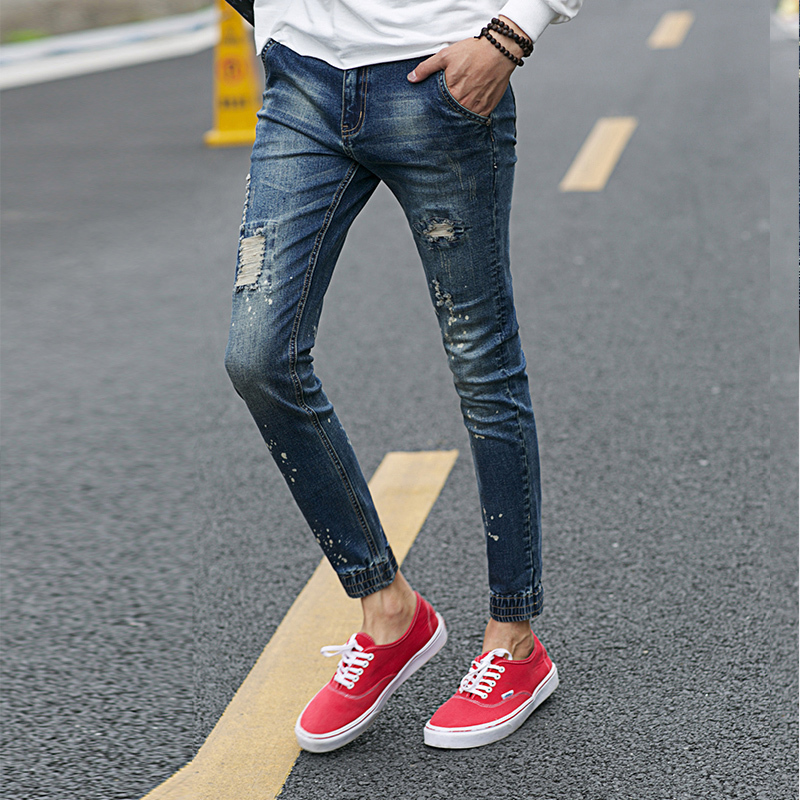 Aliexpress.com : Buy 2016 New year Design Jeans Mens Famous Brand ...