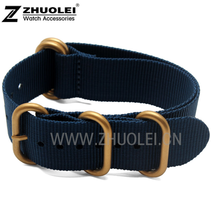 custom 18mm 20mm 22mm 24mm watch strap nylon hot sale fashion nato long strap Nato|Zulu nylon watchband with 4 kind color rings new high quality watchband 24mm nato multicolor 4 ring nylon military diver s watch strap