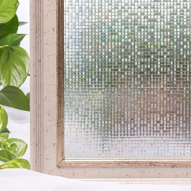 Cottoncolors New Window Film Cover For Bedroomno Glue 3d