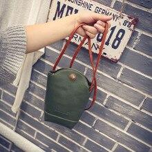 купить DikizFly Mini Women Bag 2019 Crossbody Bags For Girls Purse Small Phone Bag Shoulder Handbags Women Messenger Bags Sac A Femme по цене 455.27 рублей