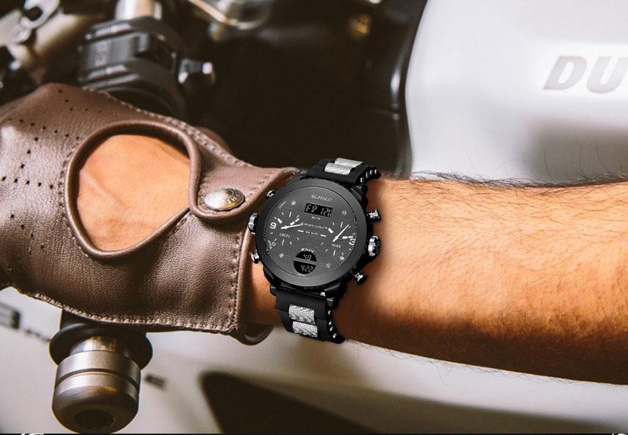 HTB1Y5Lna7KWBuNjy1zjq6AOypXaV men watches BOAMIGO brand 3 time zone military sports watches male LED digital quartz wristwatches gift box relogio masculino