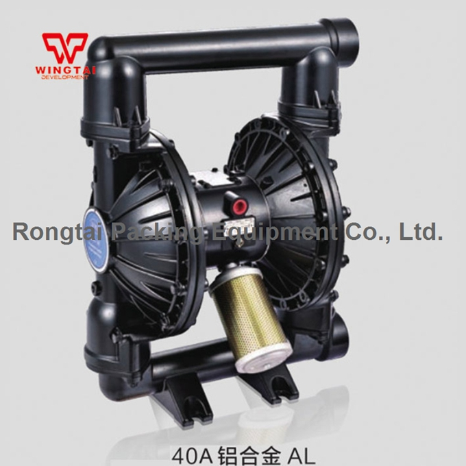 где купить Air-operated Diaphragm Pump BML-40A Aluminium alloy Double Way Pneumatic Diaphragm Pump дешево