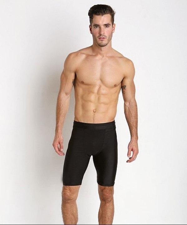 Men's Gym Pants Fashionable Sports Running Leggings Tight Low-cut Trousers Sports Bodysuit