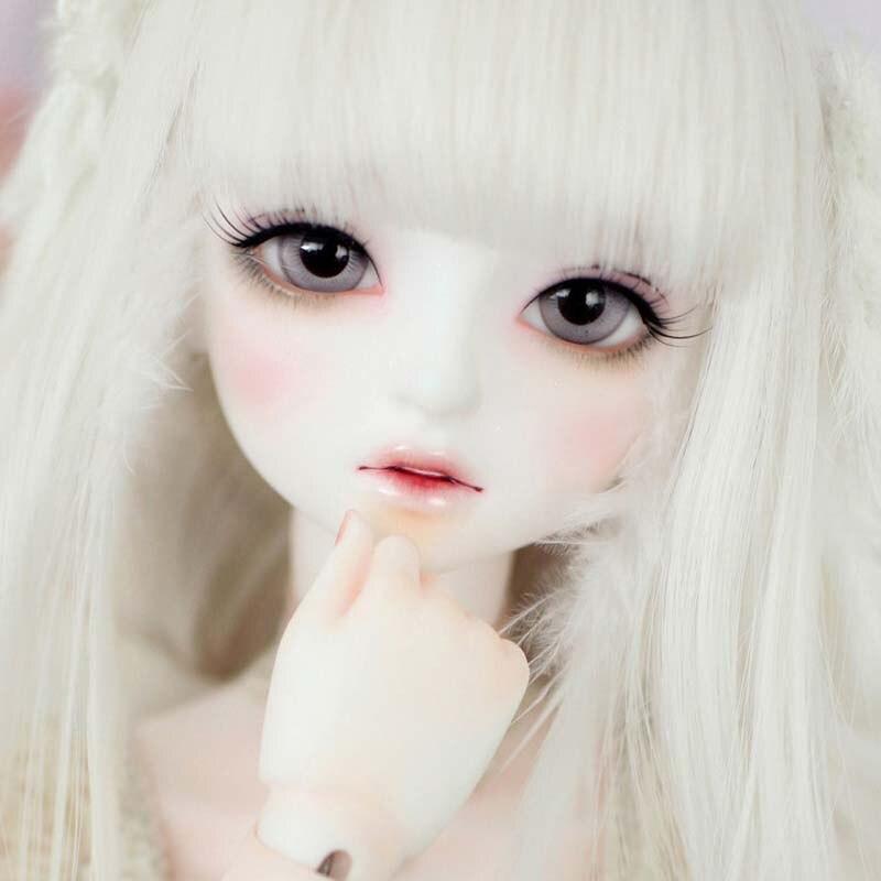 Nouveauté 1/4 BJD poupée BJD/SD belle poupée Sofia pour les petites filles pour cadeau de noël d'anniversaire