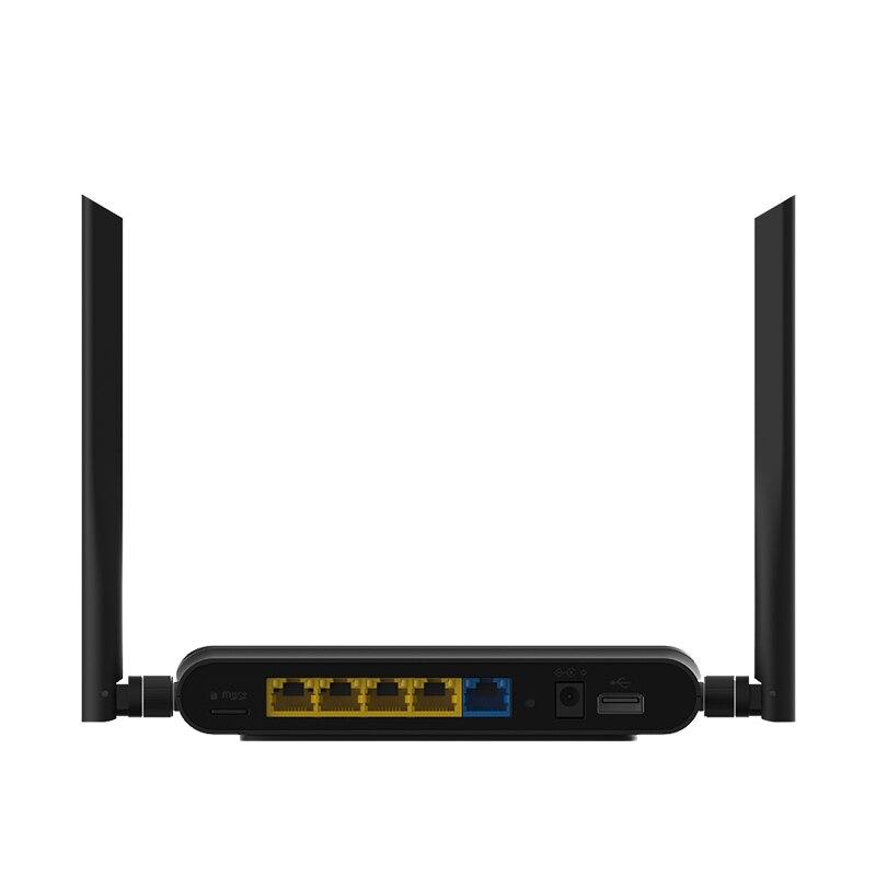 11AC gigabit 5g routeur wifi repetidor 1200 Mbps double banda PA haute puissance wi-fi double bande sans fil routeur
