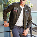 Plus Size 4xl  Casual Uniform Men Outerwear & Coats Zipper Classic Jacket Luxury Loose Coat Jacket Mens Brand Army Green