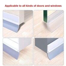 1 шт. самоклеющиеся уплотнительные полосы 1 м силиконовые двери окна осадка пылезащитный уплотнитель LO88