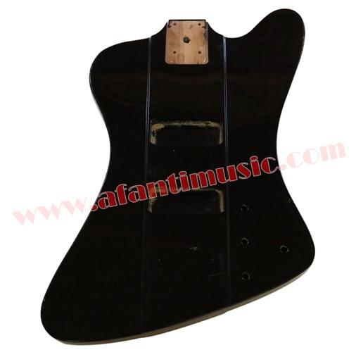 Afanti Music DIY Bass DIY Electric Bass guitar Body (ADK-150) medicine hat tigers at edmonton oil kings