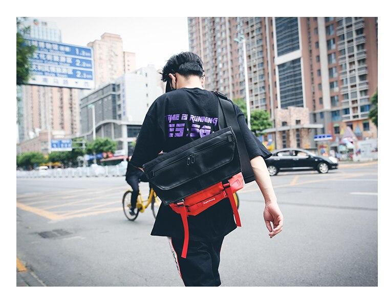 Bag Men's Genuine Messenger Shoulder Bag for Men Business Laptop Briefcase Male Crossbody Bags for Documents 9