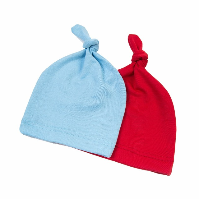 Knotted Unisex Baby Beanies Accessories For All (0-3 years) Hats & Mittens Shop by Age