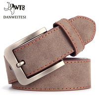 DWTS 2017 Leather Belt Men Designer Belts Men High Quality Male Genuine Leather Strap Ceinture