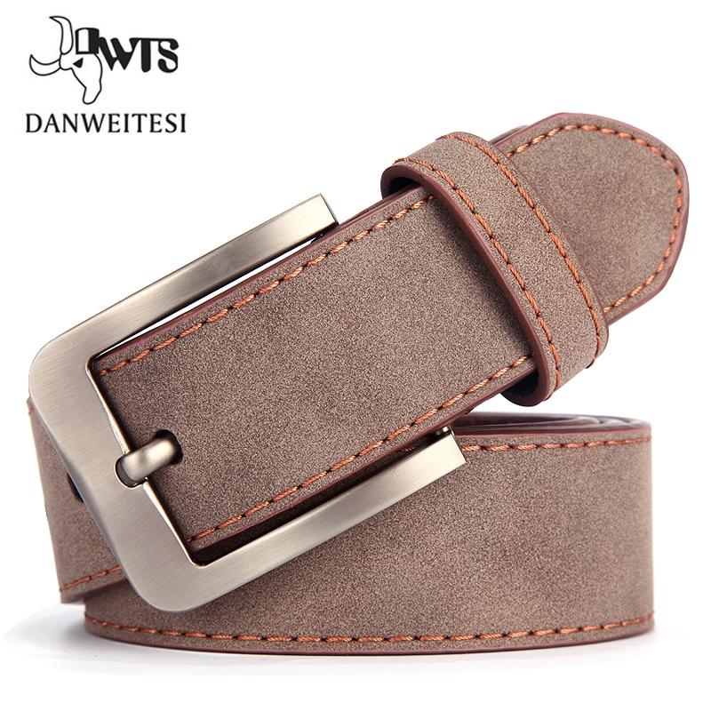 [DWTS]2019 Belts For Men Designer Belts Men High Quality Male Genuine Leather Strap Ceinture Homme Luxe Marque  Luxury Designer