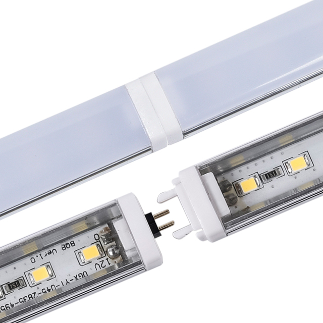 Aliexpress.com : Buy 2pcs LED Bar Light Fast Connecting Rigid LED ...