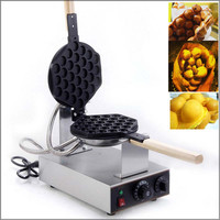 1PC FY 6 Electric Waffle Pan Muffin Machine Eggette Wafer Waffle Egg Makers Kitchen Machine Appliance