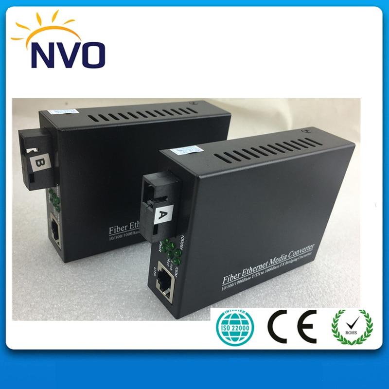 10/100M MM Simplex External power supply Fiber 2KM SC Fiber Optic to RJ45 Media Converter,Euro Charger