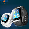 Waterproof Smartwatch M26 Bluetooth Smart Watch With LED Alitmeter Music Player Pedometer For IOS Android Smart Phone T30