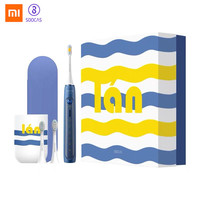 XIAOMI SOOCAS X5 Smart Upgrade Whitening Electric Toothbrush Ultrasonic USB Wireless Charging APP Connection Teeth Hygiene Care