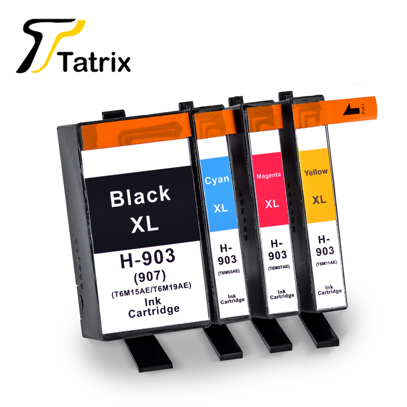 Tatrix For HP 903XL Ink Cartridge For HP Officejet Pro 6960 6961 6963 6964 6965 6966 6968 6970 6971 6974 6975 6976 6978 6979 смартфон highscreen fest xl pro blue