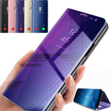 Clear View Flip Case For OPPO F11PRO R9