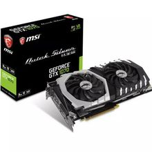 MSI GTX 1070 Quick Silver 8G OC titanium 8GB 256BIT graphics card