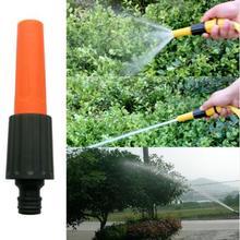 Садовые насадки для шланга 2 узор водяной пистолет разбрызгиватель для шланга для автомойки, очистки полива газон и сад посыпать