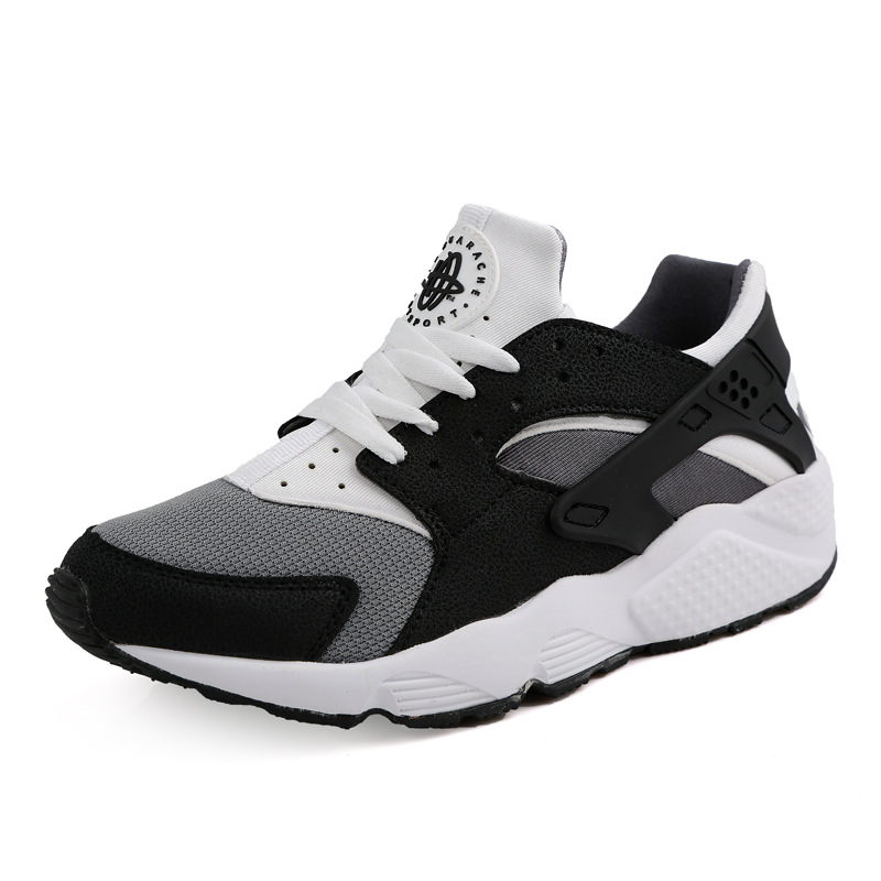 ФОТО Men Wearable Sneaker Boy Sports Shoes Modern Brand Man Shoes Low help Upscale Canvas Breathable Shoe For Student Outdoor Coupon
