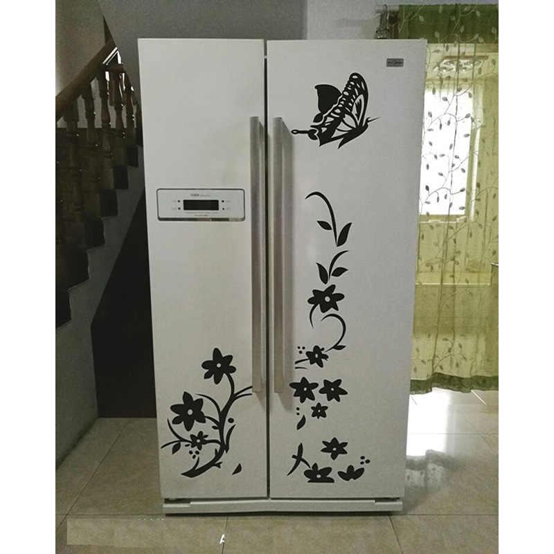 Pattern Creative Refrigerator Sticker Wall Stickers Art Mural Decor Wallpaper