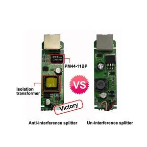 Image 3 - Escam 2.5KV Anti Interferentie Power Over Ethernet 48V Naar 5V 2.4A 12W Actieve Poe Splitter Micro usb Plug Voor Raspberry Pi Cctv