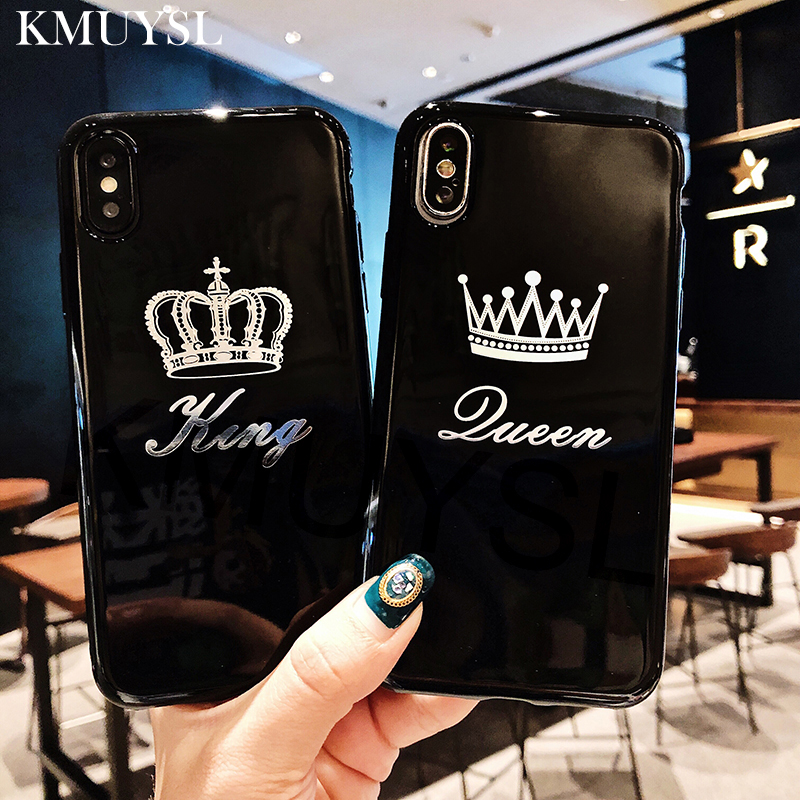 Cellphones & Telecommunications Phone Bags & Cases Sweet-Tempered Crowking Queen Moon Stars Soft Case On For Huawei Honor 8x 7a 7c 9 Lite V10 Play P20 Lite Pro Nova 3 2s Y6 Prime 2018 Cover
