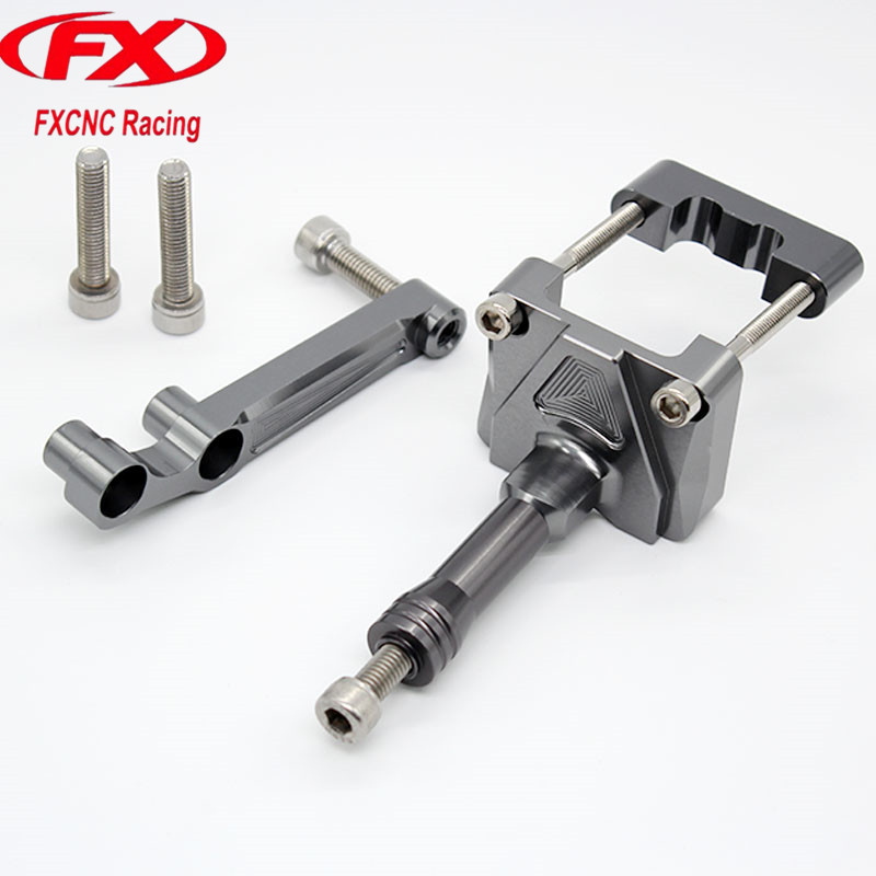 CNC Motorcycle Advailable Steering Stabilize Damper Bracket Mounting Kit For Kawasaki NINJA 250R NINJA250R EX250 2008 - 2012 happy baby манеж happy baby alex песочный