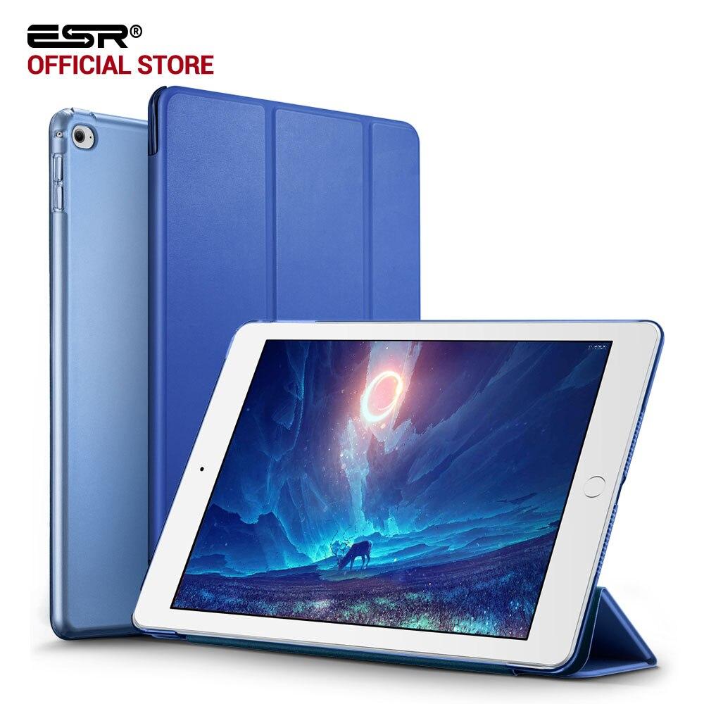 Caso per iPad mini 4, ESR DELL'UNITÀ di elaborazione di Colore Ultra Sottile leggero Traslucido PC Back Custodia Smart Cover per iPad mini 4 (2015 Release)
