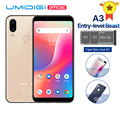 Umidigi a3 android 9.0 banda global dupla 4g 5.5