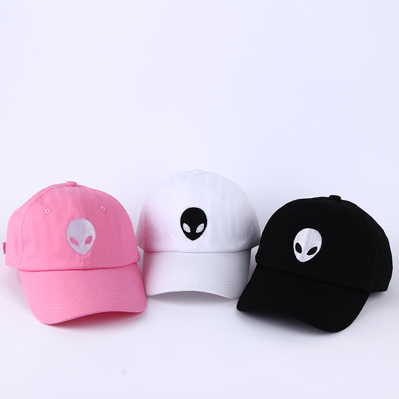 2017 Hot Sales Dad Hat Outstar Saucer Space E.TUFO Fans Black Fabric Baseball Cap Hip Hop Snapback Hat for Men Women Fashion New 2016 new brand gorras aliens outstar e t ufo fans black pink suede snapback baseball cap for men women hip hop hat casquette