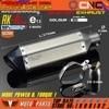 AK P515 Modified Motorcycle Exhaust Pipe Muffler KTM 990 DUKE ER6N ER6R YZF600 TTR Dirt Racing