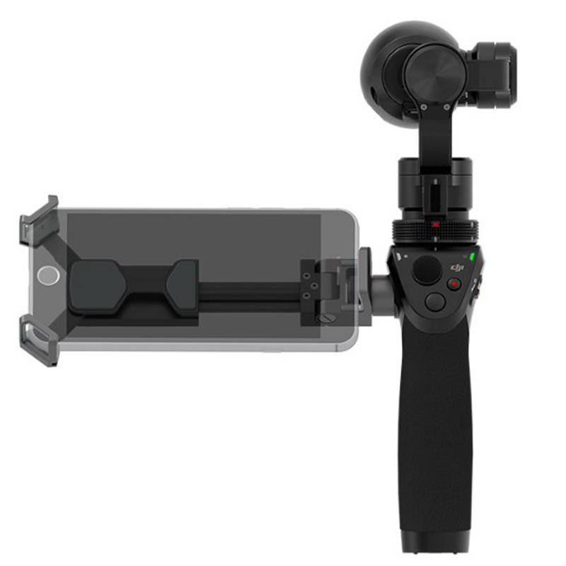 100% Original DJI Osmo Genggam Handheld 4K Camera and Stabilizer Gimbal 3-Axis Gimbal DJI phantom 3
