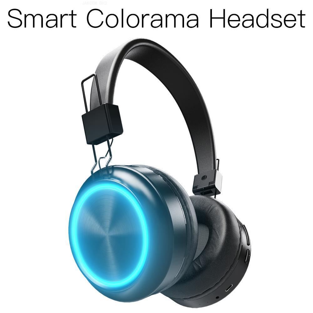 JAKCOM BH3 Smart Colorama Headset as Earphones Headphones in new technology 2018 i11 fone de ouvido gamer
