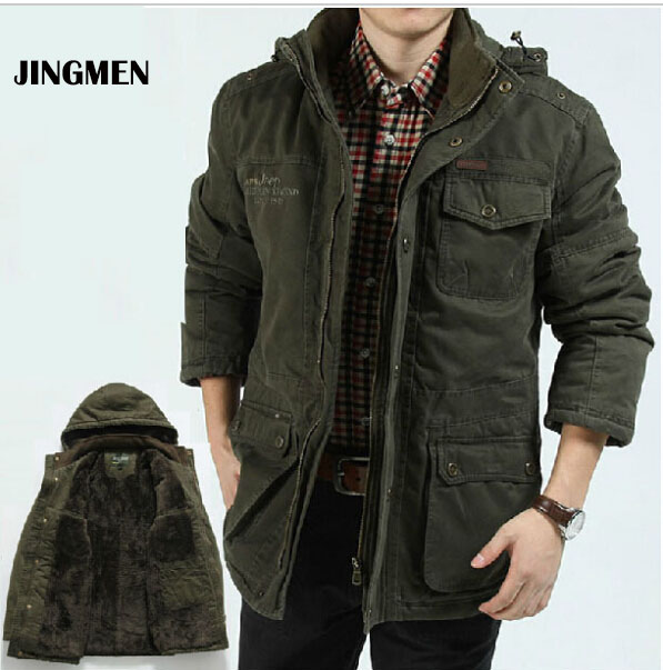 New Winter Men Jaket Brand Warm Jacket Mans Coat Autumn