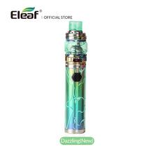 [RU FR ES] oryginalny Eleaf iJust 3 z ELLO Duro wbudowany 3000mAh 6 5 ml 2 0 ml zbiornik I tylko 3 w HW-M HW-N zestaw do e-papierosa e-cig tanie tanio Z Baterią 3000 mah iJust 3 with ELLO Duro Cylindryczny Kształt Brak Metal
