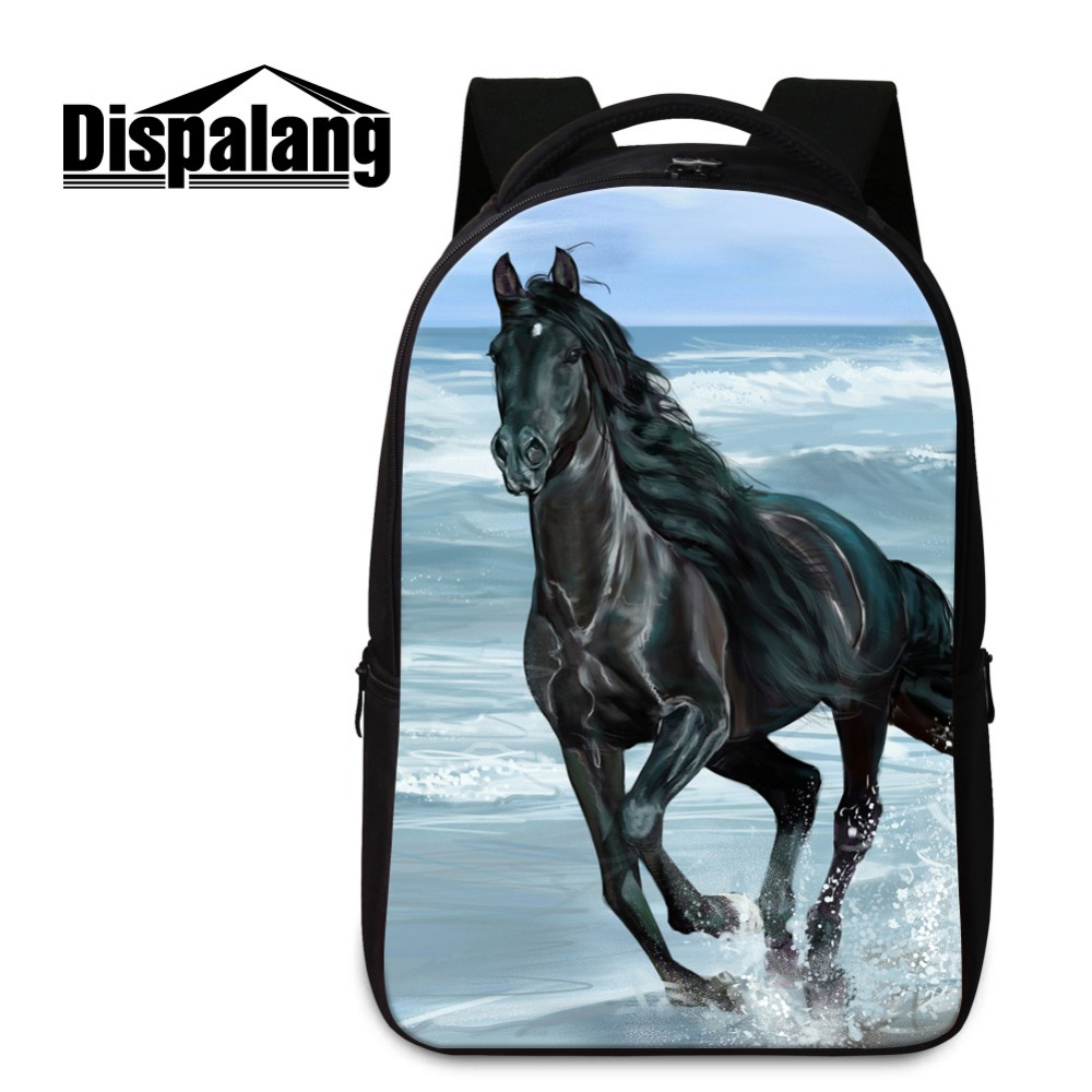 Best Large Capacity School Backpacks for Teenagers Girls Cool Horse Schoolbags Bagpack for Boys Animal Bookbags for ChildrenBest Large Capacity School Backpacks for Teenagers Girls Cool Horse Schoolbags Bagpack for Boys Animal Bookbags for Children