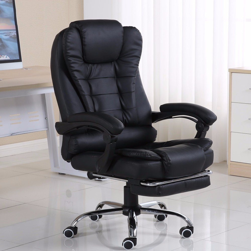 Boss Chair Household Can Lie Motor-driven Massage Chair To Work In An Rotating Lift Main Sowing Chair Computer Chair Special RU rubena v93 defender 60 559 26 x 2 35 racing pro черный серый