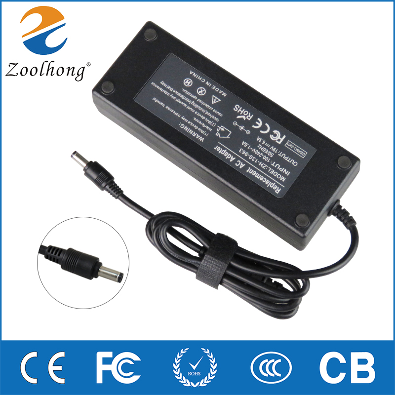 New AC Power Adapter for asus 19V 6.32A 120W 5.5*2.5MM for Asus ADP-120ZB BB PA3290E-3AC3 Charger genuine adp 150nb d 19 5v 7 7a 150w 5 5 2 5mm laptop ac dc adapter for asus g73j g53s g73s g53s g53sx adp 120zb bb power supply
