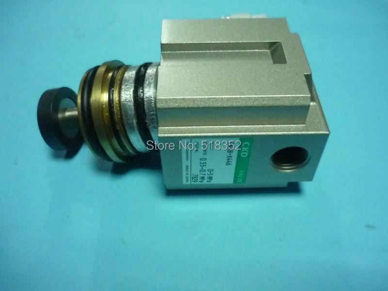 CKD GNAB-X446 Sodick Pneumatic Valve 0.35-0.7 MPa, WEDM-LS Machine PartsCKD GNAB-X446 Sodick Pneumatic Valve 0.35-0.7 MPa, WEDM-LS Machine Parts