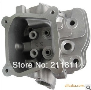 168F ENGINE CYLINDER HEAD FOR 2KW EC2500 TG2500 GX160  5.5HP ENGINE GENERATOR, WATER PUMP ENGINE CYLINDER HEAD BLOCK REPL. cylinder pressure barrel dispensing piston 304 stainless steel barrel component adhesive glue adhesive glue high viscosity