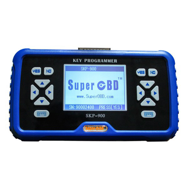 SuperOBD SKP900 V4.3 Auto Key Programmer Life-time Free Update Online Support Almost All Cars