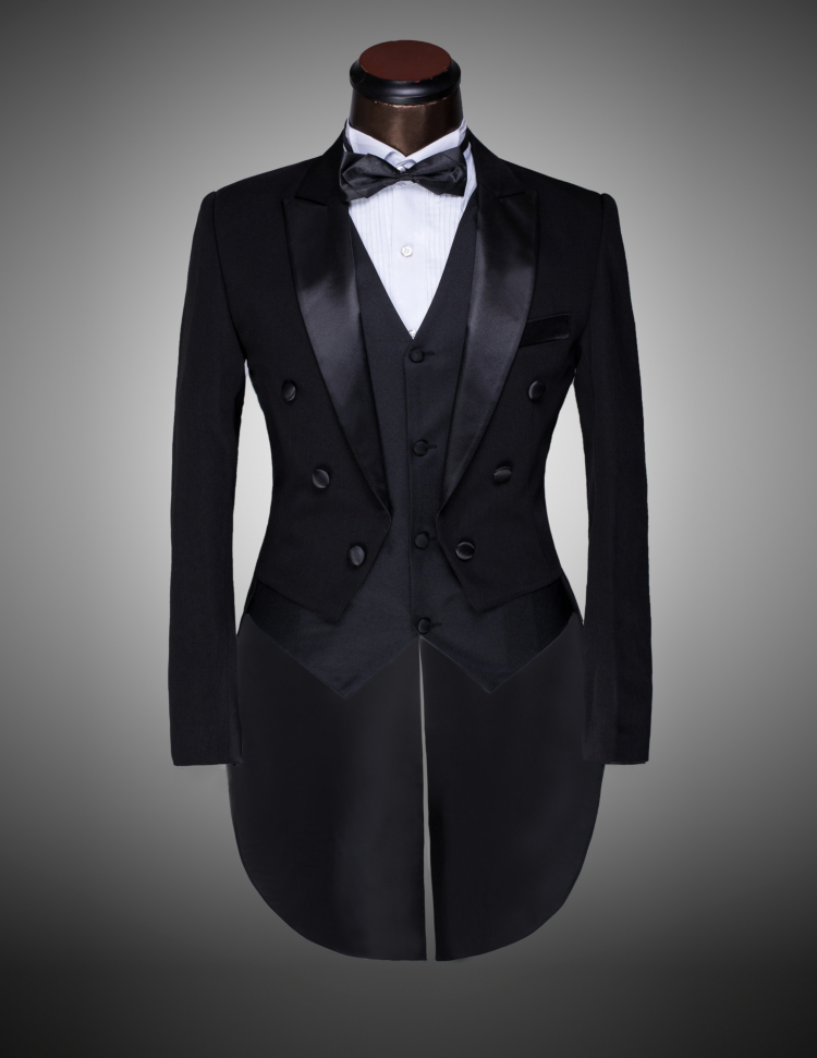 Hommes Mariage De 2017 Noir D'arc Mode Pantalon Tailcoat blanc Slim Mâle Blanc Fit Marié Costumes Smoking Noir Cravate Chanteur Bal Gilet veste xqwOYvgI