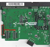 WD HDD PCB Logic Board 2060 001223 000 REV A For 3 5 IDE PATA Hard