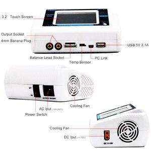 Image 3 - Htrc T150 ac/dc 150 ワット 10Aタッチスクリーンrcバランススマート充電器放電リポlihv生活lilonニッカドニッケル水素鉛バッテリー充電器